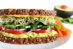 Sandwiches Veganos