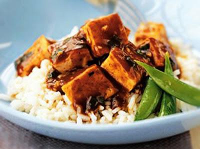 Tofu Picante Ahumado - Recetas Vegetarianas
